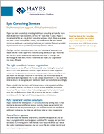 Hayes Epic Consulting Services Overview
