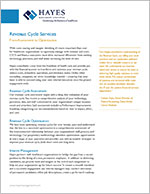 Hayes Revenue Cycle Services Overview